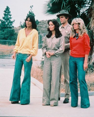 Charlie's Angels Costume Ideas http://shopzoeonline.wordpress.com/2011/10/24/happy-halloween/